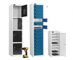Charging Lockers, Laptop Charging lockers, tablet charging lockers, ipad charging lockers, tool charging lockers, device charging lockers, phone charging lockers