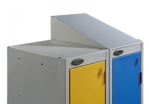 probe locker sloping top