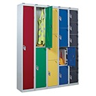 QMP Standard Steel Lockers