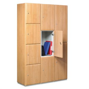 Clubline Wood Lockers