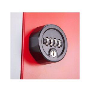 Extreme combination lock