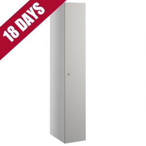 Probe Buzzbox MDF Door Lockers White Porcelaine