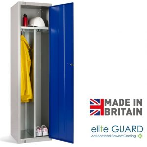 Elite Clean & Dirty Janitors Cleaners Locker