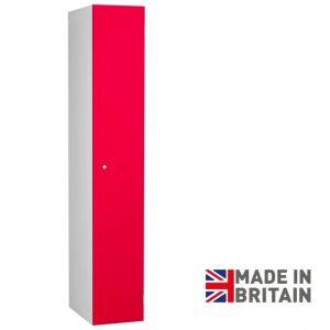 Premier Laminate Door Locker for dry areas 1 door