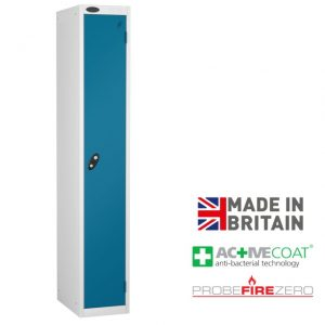 Probe Lockers Activecoat 1 Door Blue