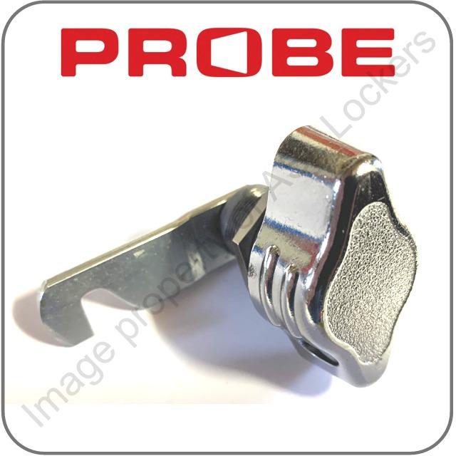 probe lockers latch hasp and staple lock for padlocks