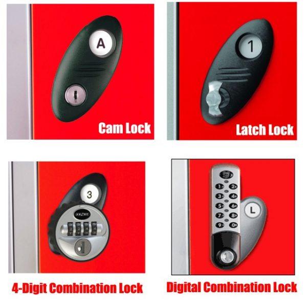 probe locker lock options
