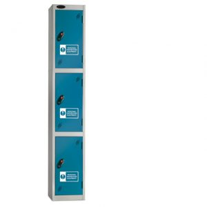 PPE personal protective equipment site lockers