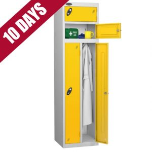 Probe Two Person Workwear Locker