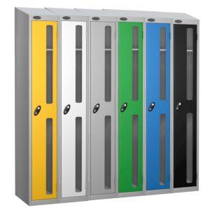 Probe Vision Panel Clear Door Anti Stock Theft Retail Staff Lockers