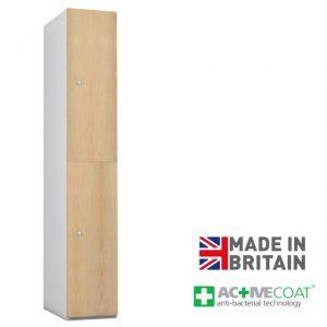 Probe Timberbox 2 Door Locker Ash