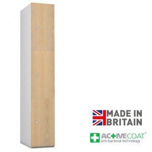 Probe Timberbox 3 Door Locker Ash