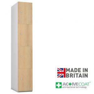 Probe Timberbox 4 Door Locker Ash