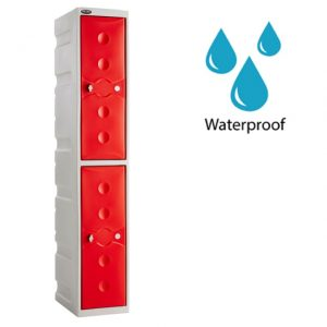 Plastic lockers, polyethalene lockers, waterproof lockers, outdoor lockers, weather resistant lockers, ultrabox lockers, extreme lockers, super tought lockers, g-force lockers, probe plastic lockers
