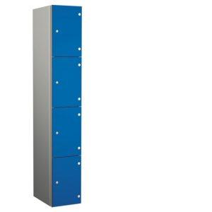 aluminium locker