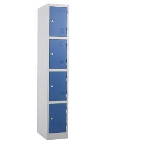4 door lockers, express delivery lockers