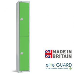 elite full height locker 2 door tier