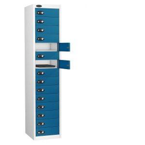 15 door lockers, probe 15 door lockers