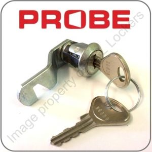PROBE LOCKERS KEY CAM LOCK 36 - 37 SERIES