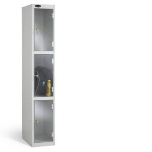 Probe Clear View 3 Door Locker