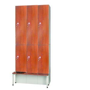 Golf Lockers Timber Doors