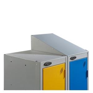 probe lockers sloping tops