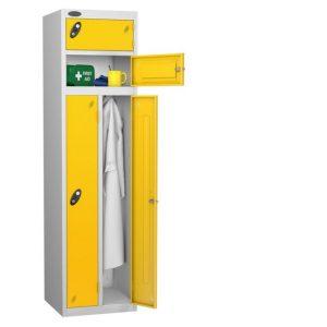 probe two person locker, two person locker