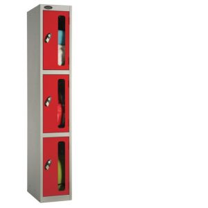 Probe Vision Panel 3 Door Lockers