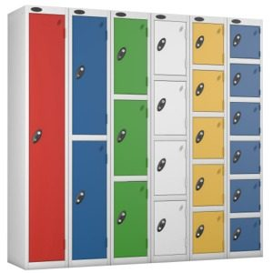 Standard Steel Lockers