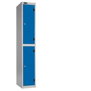 Shockbox 2 Door Laminate Locker Inset