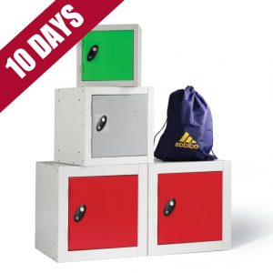 probe cube quarto modular stackable lockers
