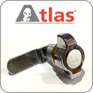 Atlas lockers latch hasp padlock fitting lock