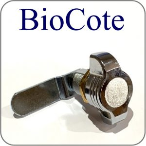 Biocote Latch Hasp Lock padlock for lockers