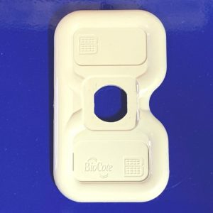 link biocote lockers card holder escutcheon