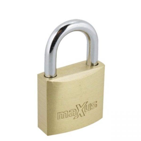 Maxus Brass Padlock 40mm