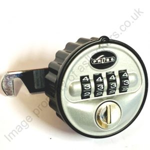 probe lockers type p combination lock