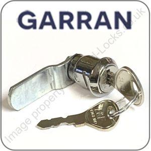 replacement new key Cam lock for garran lockers