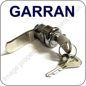 Garran Lockers Cam Lock G Series