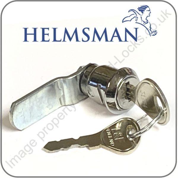 replacement new key cam lock for helmsman lockers