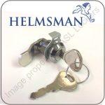 Helmsman locker replacement cam lock