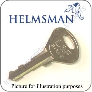 helmsman lockers master key | 31-32 series