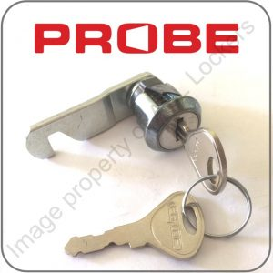 probe lockers key cam lock 8, 10, 15, 16 door lockers