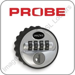 probe lockers combination lock