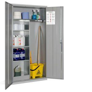 CoSHH Janitors Cupboard