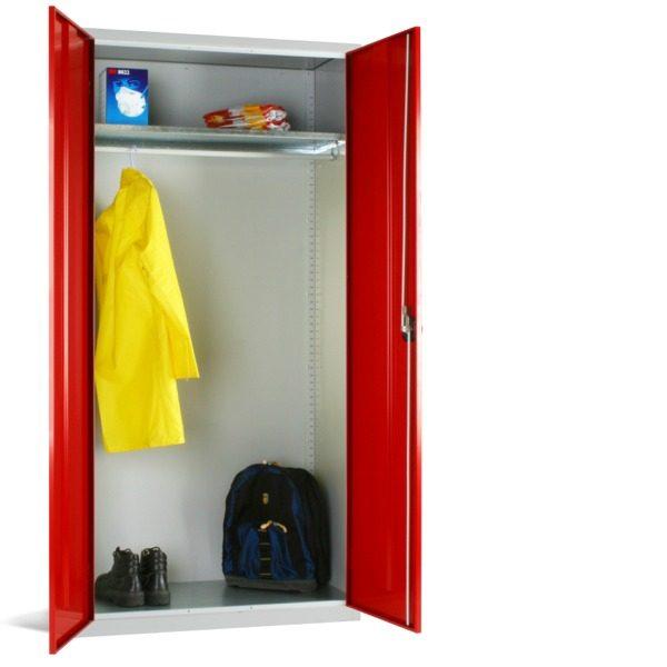 Standard Steel Wardrobe Cupboard