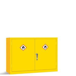 hazardous cabinet