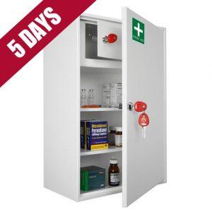Large Medical Cabinet