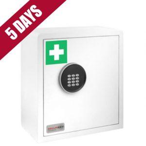 Medicine Cabinet 180D Electronic Lock