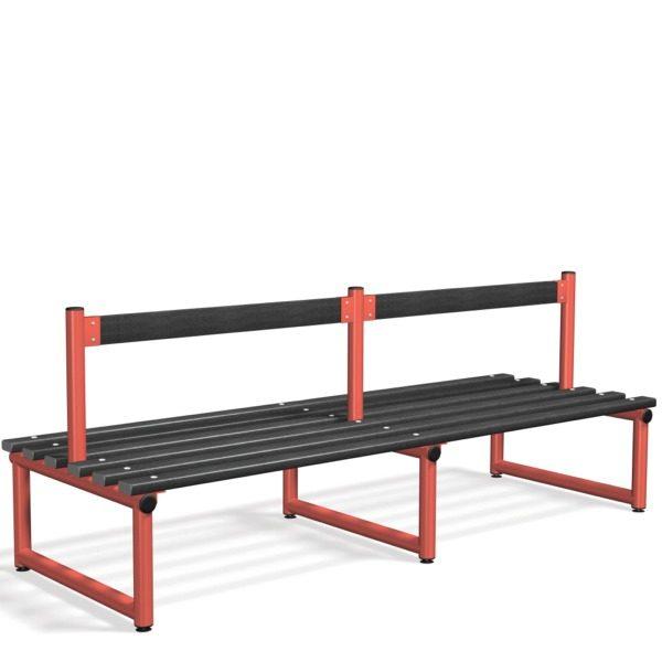 premier low cloakroom benching