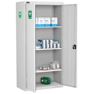 probe medical first aid cupboard